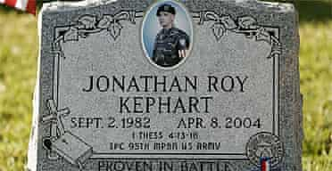 Grave of Jonathan Kephart