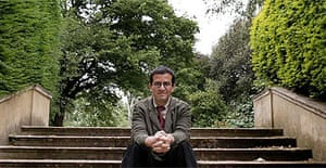 Hisham Matar, Holland Park, London 2006