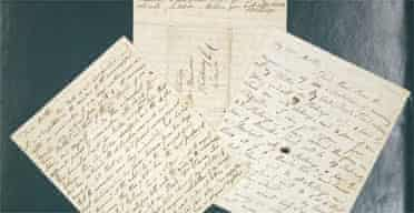 Letters from Samuel Taylor Coleridge to his brother, George