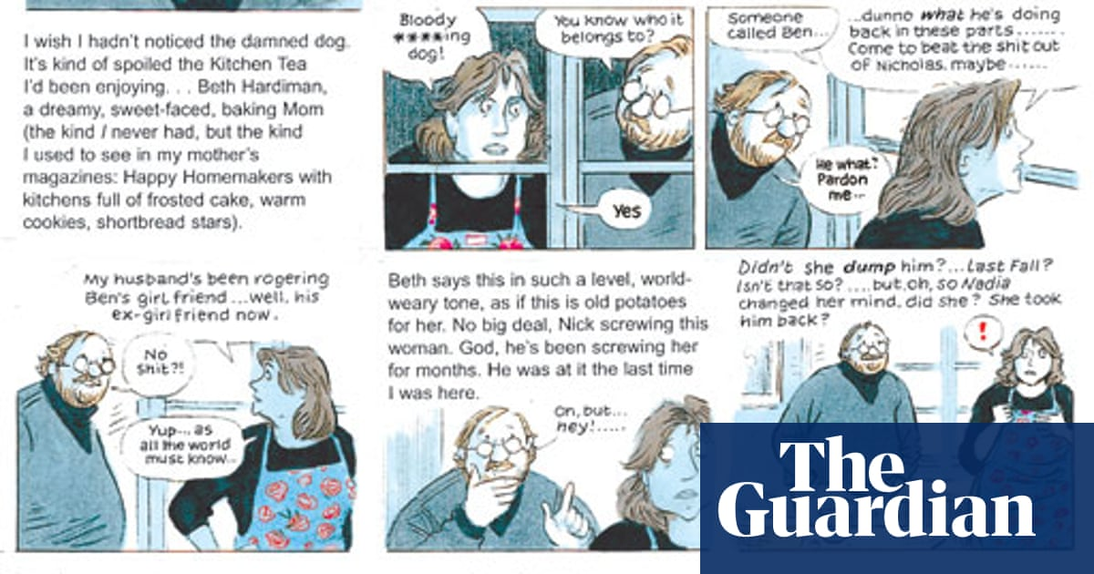 Tamara Drewe: Episode 94 by Posy Simmonds | Books | The Guardian