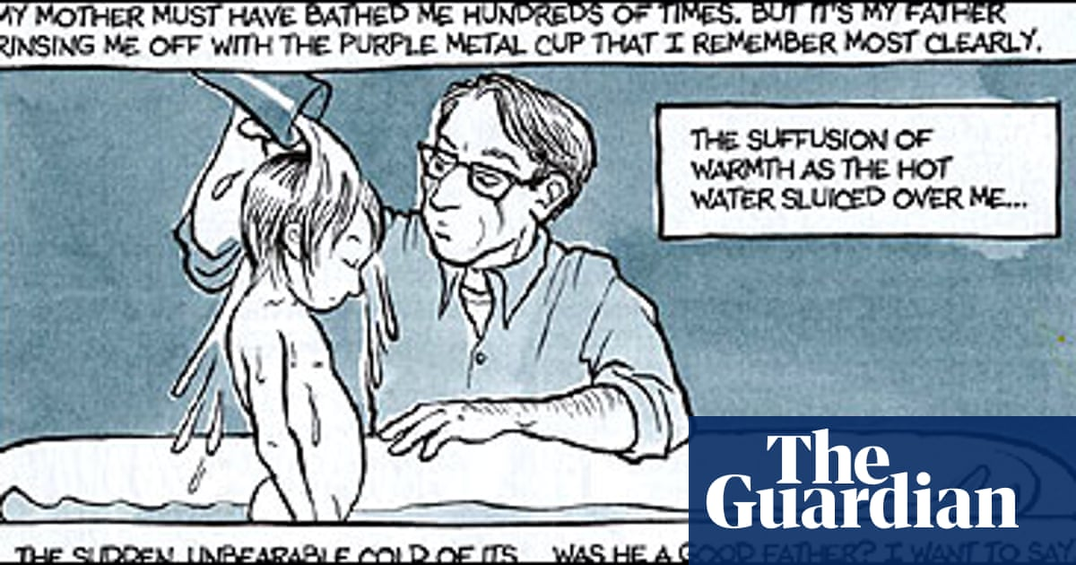 Interview: Alison Bechdel on her graphic novel family memoir