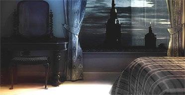 Inside Alice's house in Inanimate Alice