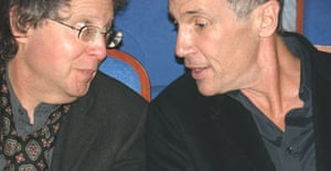 Michael March (left) and Michael Cunningham