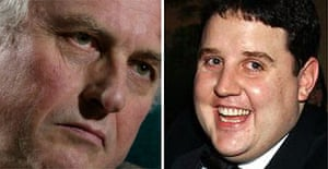 Richard Dawkins v Peter Kay