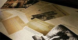 Letters between Hemingway to Dietrich