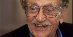 Kurt Vonnegut in 2001