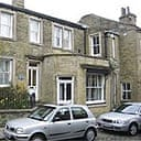 Brontë birthplace Thornton
