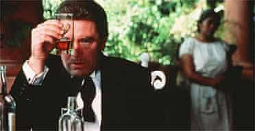 Albert Finney in John Huston's film of Under the Volcano