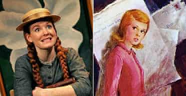 Anne of Green Gables and Nancy Drew