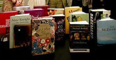 The 2007 Man Booker longlist