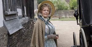Judi Dench as Miss Matty in Cranford