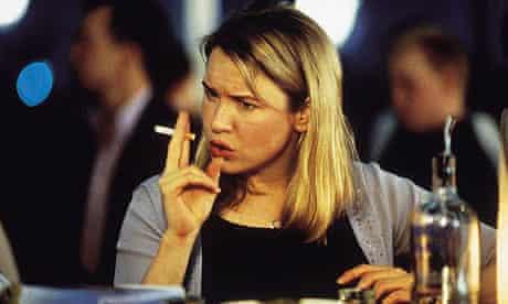 Bridget Jones (as played by Renee Zellweger)