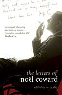 The Letters of Noel Coward edited by Barry Day