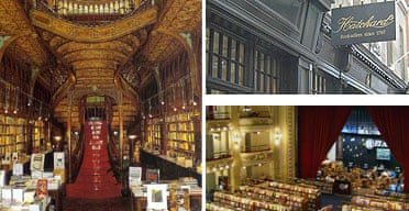The world's best bookshops