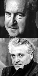 John Banville, Michael Dibdin