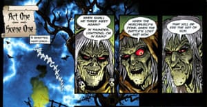 Macbeth (graphic novel)