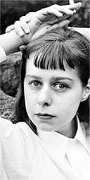 Carson McCullers in New York, 1955