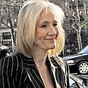 JK Rowling arrives at court in Manhattan