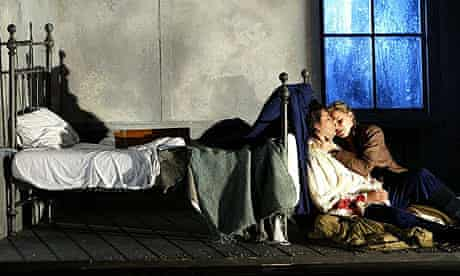 Marcelo Alvarez and Ruxandra Donose in Werther at the Royal Opera House