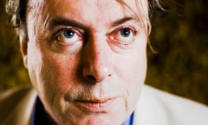 Hay festival: Christopher Hitchens