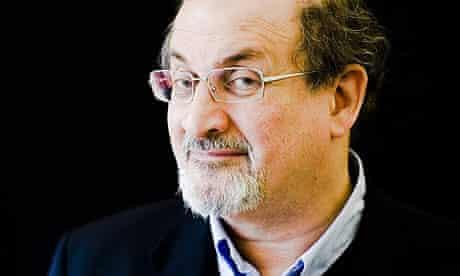 Hay festival: Salman Rushdie