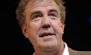 Hay festival: Jeremy Clarkson