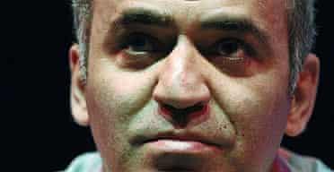 Hay festival: Garry Kasparov