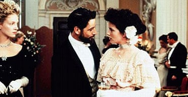 Uma Thurman, Jeremy Northam and Kate Beckinsale in film of The Golden Bowl