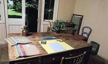 Writers' rooms: Virginia Woolf