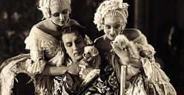 Ivan Mosjoukine as Casanova in Alexandre Volkoff's 1927 film