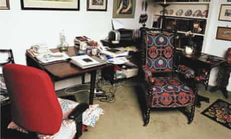 Writers' rooms: Diana Athill
