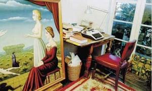 Writers' rooms: JG Ballard