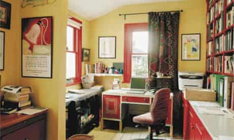 Writers' rooms: Carmen Callil