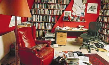 Writers' rooms: Geoff Dyer