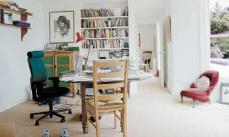 Writers' rooms: Esther Freud