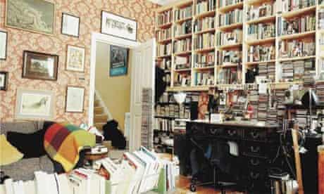 Writers' rooms: Hanif Kureishi