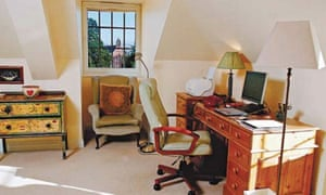 Writers' rooms: Hilary Mantel