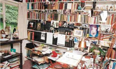 Writers' rooms: John Mortimer