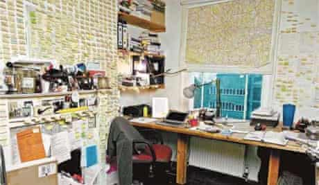 Writers' rooms: Will Self
