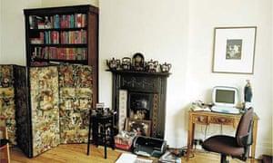 Writers' rooms: Jacqueline Wilson