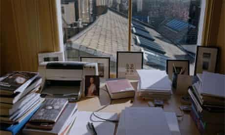 Writers' rooms: Adam Phillips