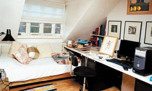 Writers' rooms: Barbara Trapido