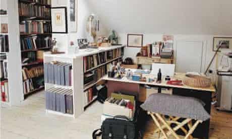Writers' rooms: Seamus Heaney