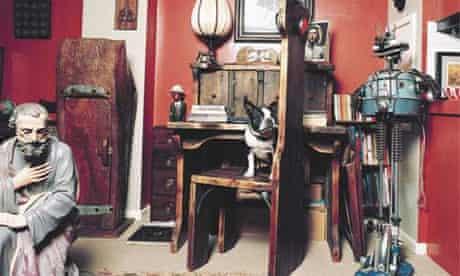 Writers' rooms: Nicola Barker