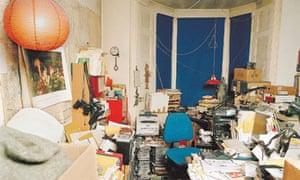 Writers' rooms: Russell Hoban