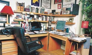 Writers' rooms: Sue Townsend