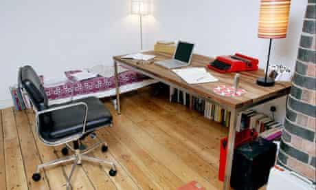 Writers' rooms: Adam Thirlwell