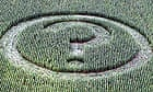 """Question mark crop circle for quizzes"""