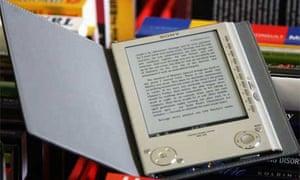 Sony Reader ebook