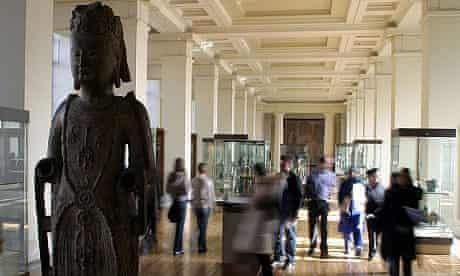 The British Museum's Oriental Gallery
